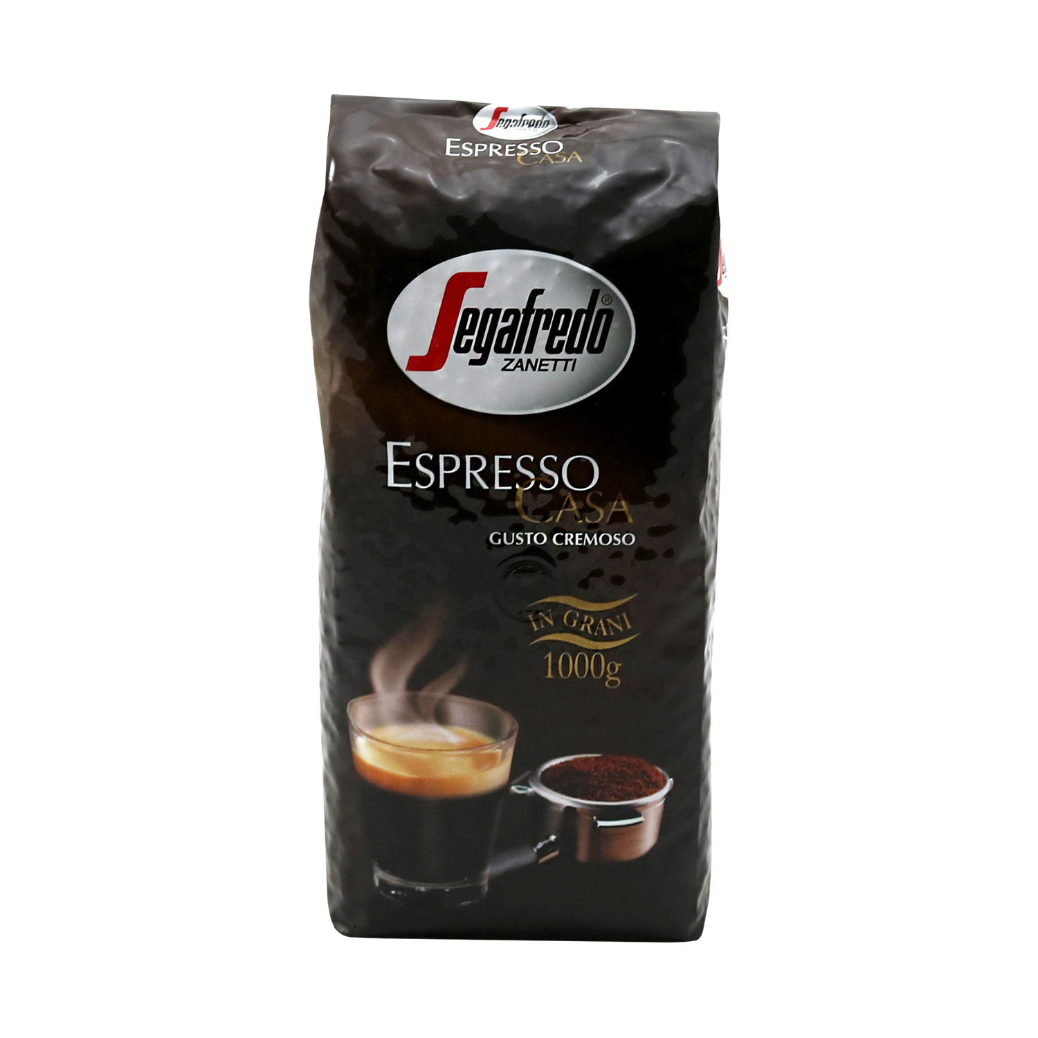 segafredo 1 kg espresso ganze bohnen kaffee casa packung ebay. Black Bedroom Furniture Sets. Home Design Ideas